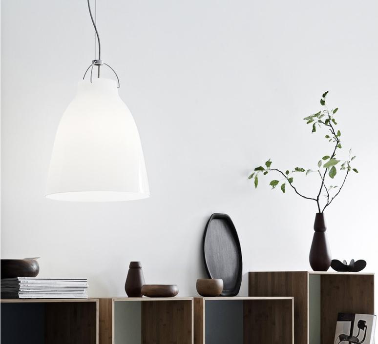 Caravaggio opal p2 cecilie manz suspension pendant light  nemo lighting 84183205  design signed nedgis 66626 product