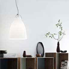 Caravaggio opal p2 cecilie manz suspension pendant light  nemo lighting 84183205  design signed nedgis 66626 thumb