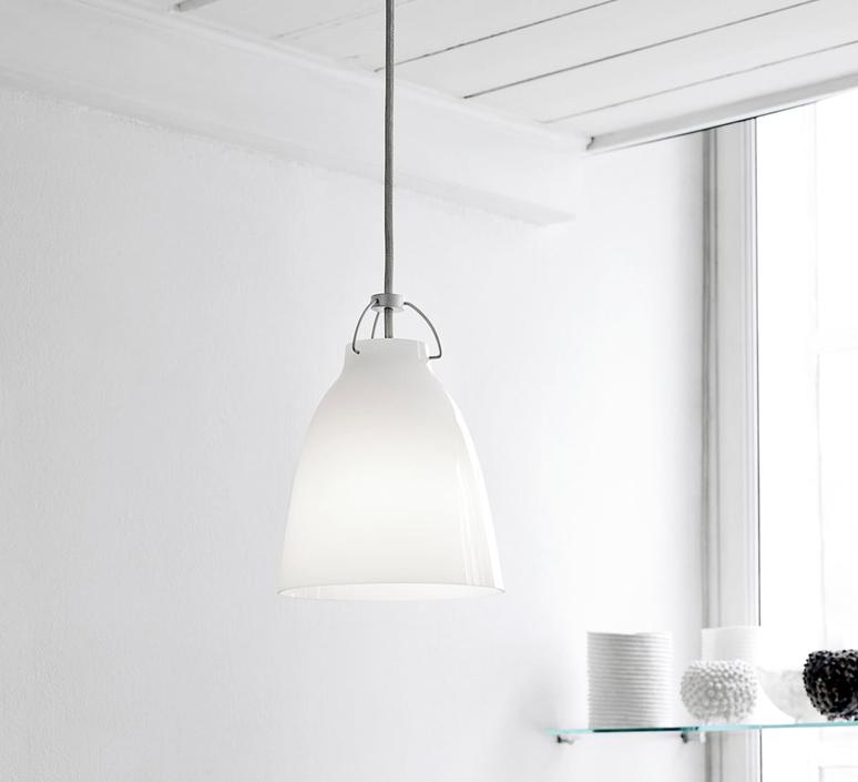 Caravaggio opal p2 cecilie manz suspension pendant light  nemo lighting 84183205  design signed nedgis 66627 product
