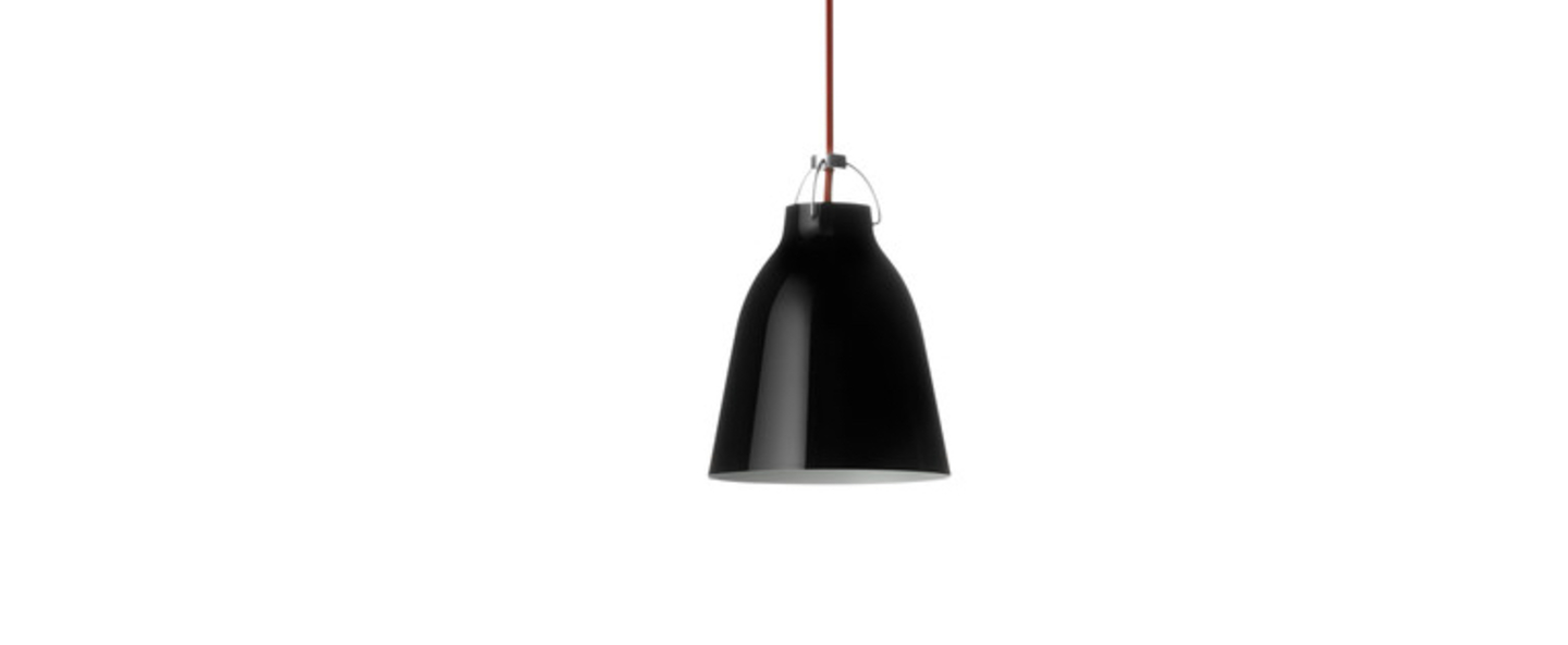 Suspension caravaggio p1 gris o16 5cm h21 6cm lightyears normal