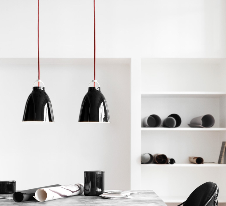 Caravaggio p1 cecilie manz suspension pendant light  nemo lighting 54006708  design signed nedgis 66578 product