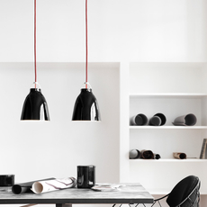Caravaggio p1 cecilie manz suspension pendant light  nemo lighting 54006708  design signed nedgis 66578 thumb
