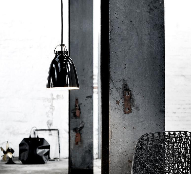 Caravaggio p1 cecilie manz suspension pendant light  nemo lighting 54007608  design signed nedgis 66579 product