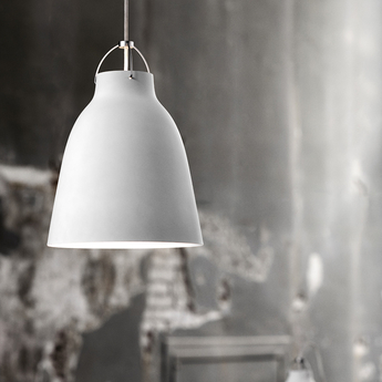Suspension caravaggio p2 blanc o25 8cm h33 7cm lightyears normal