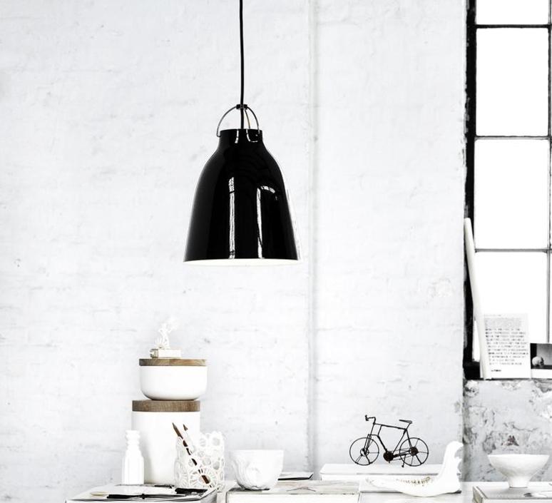 Caravaggio p2 cecilie manz suspension pendant light  nemo lighting 54007708  design signed nedgis 66587 product