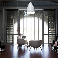 Caravaggio p4 cecilie manz suspension pendant light  nemo lighting 54008705  design signed nedgis 66605 thumb