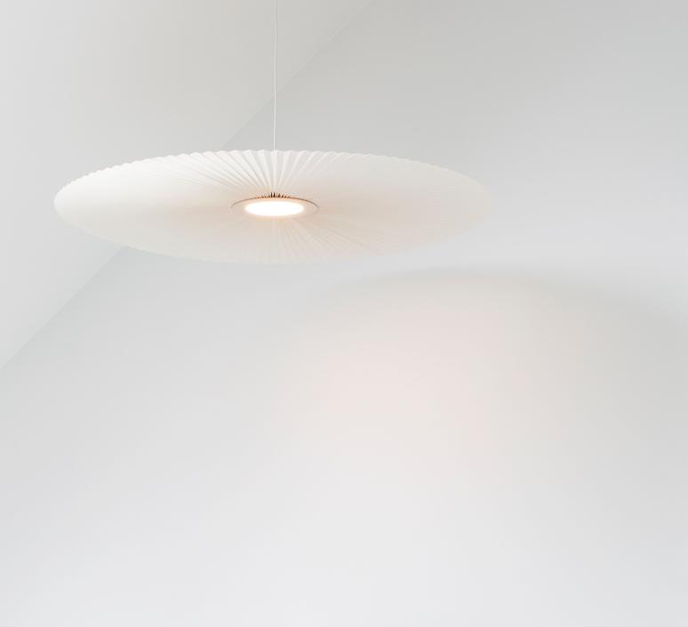 Carmen medium paulineplusluis suspension pendant light  harto 12010722300 white  design signed nedgis 66551 product