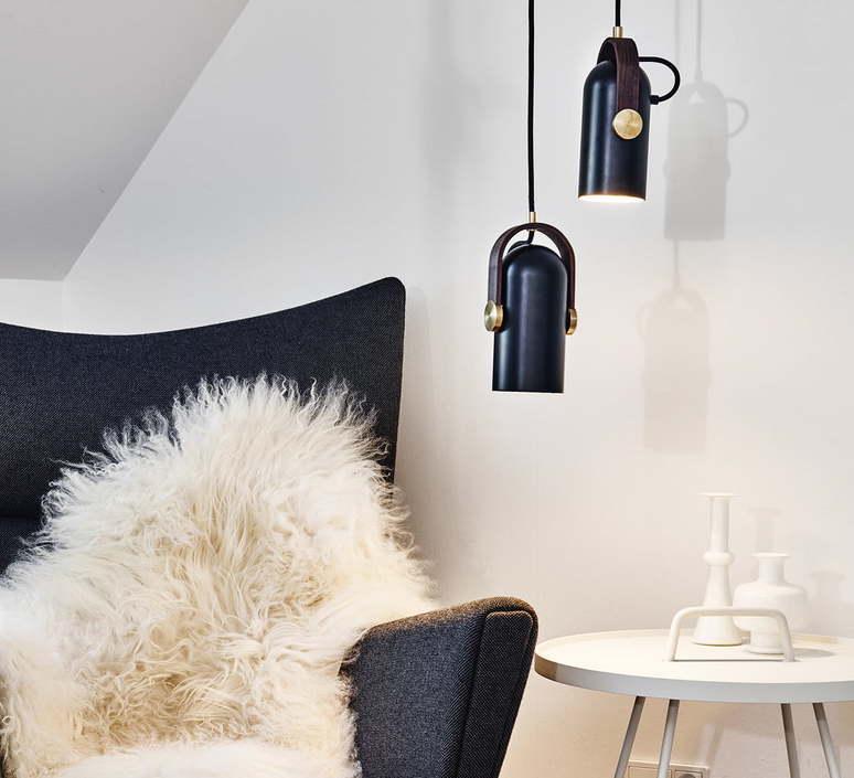 Carronade s markus jonhasson suspension pendant light  le klint 160 sb  design signed 50356 product
