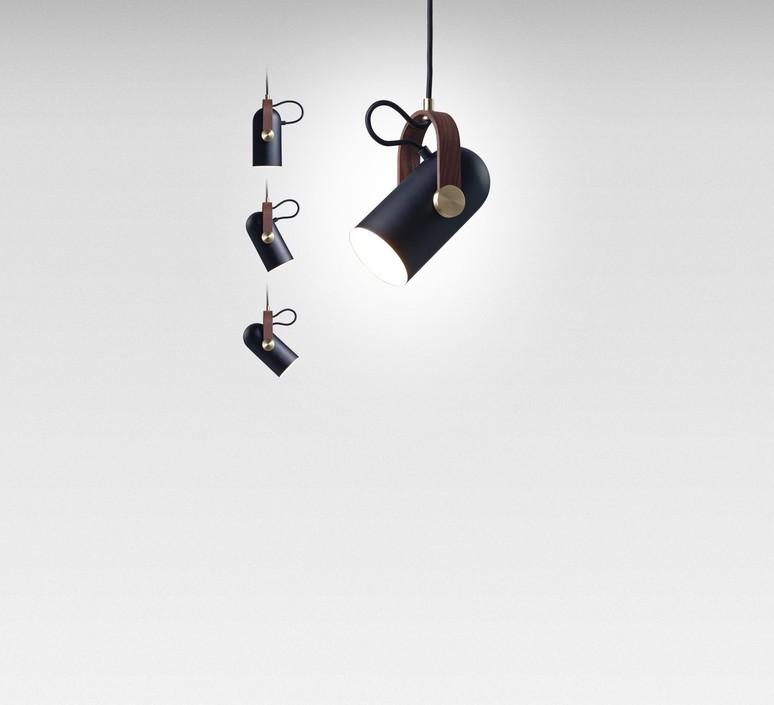 Carronade s markus jonhasson suspension pendant light  le klint 160 sb  design signed 50360 product