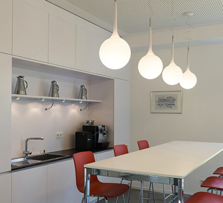Castore 25 michele de lucchi suspension pendant light  artemide 1053010a  design signed 33390 product