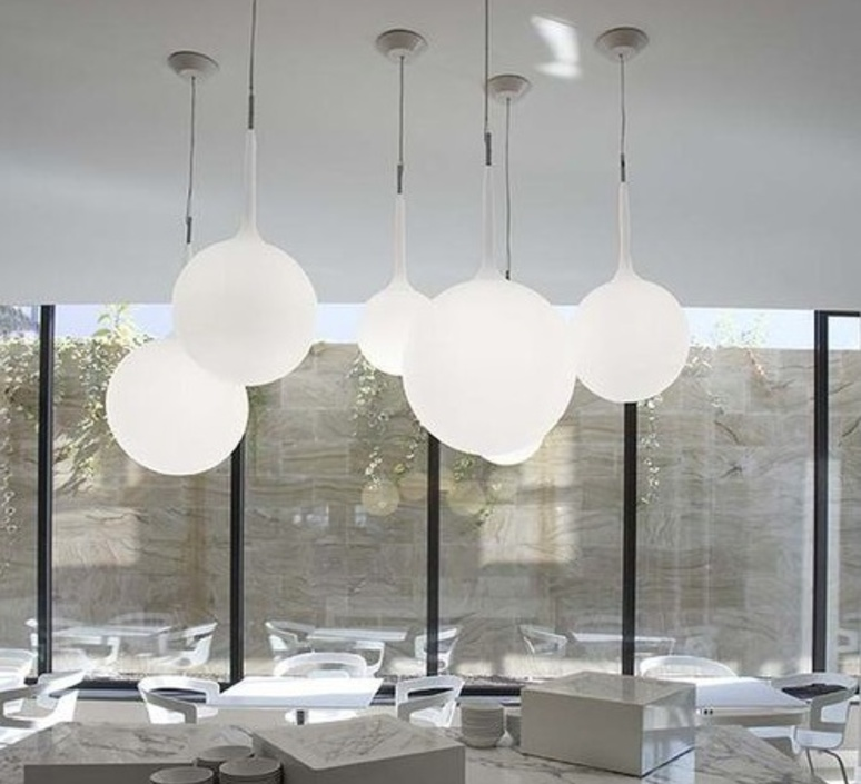 Castore 25 michele de lucchi suspension pendant light  artemide 1053010a  design signed 33391 product