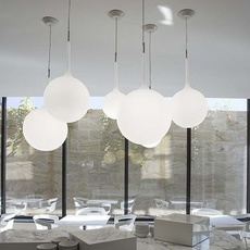 Castore 25 michele de lucchi suspension pendant light  artemide 1053010a  design signed 33391 thumb