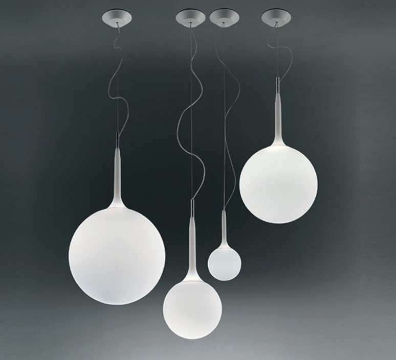 Castore 25 michele de lucchi suspension pendant light  artemide 1053010a  design signed 33394 product