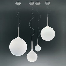 Castore 25 michele de lucchi suspension pendant light  artemide 1053010a  design signed 33394 thumb