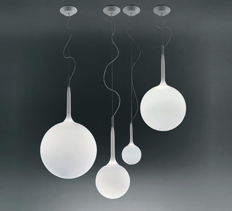 Castore 35 michele de lucchi suspension pendant light  artemide 1052010a  design signed 33401 product