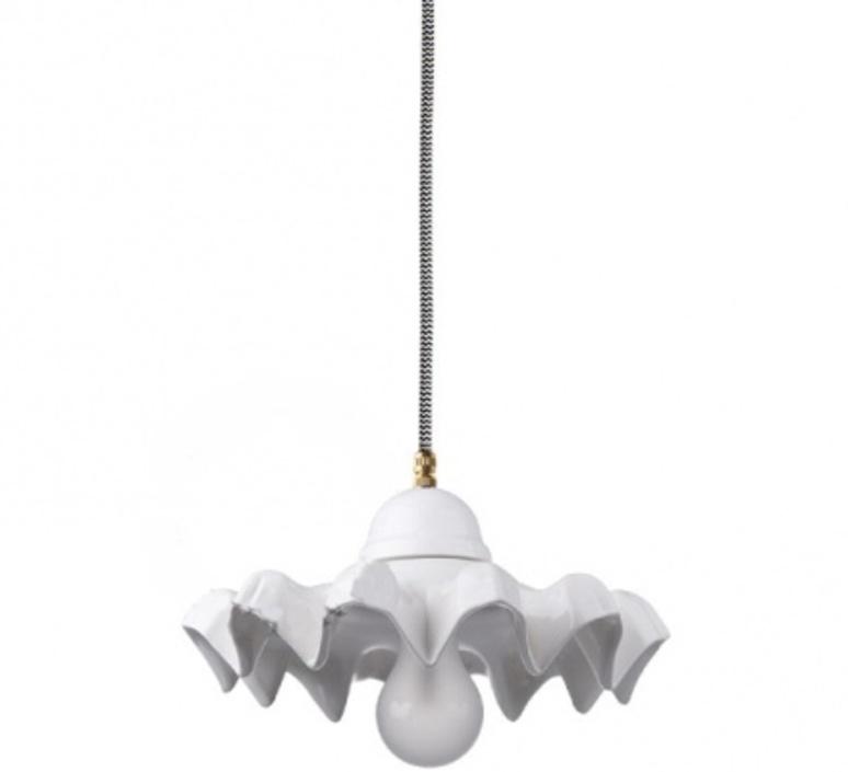 Ceramique studio zangra suspension pendant light  zangra light 110 w 001  design signed nedgis 116512 product