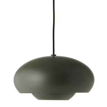 Suspension champ vert mat o30cm h17cm frandsen normal