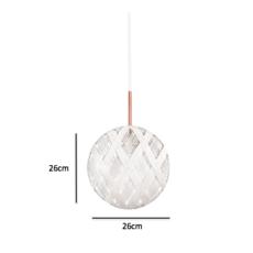 Chanpen diamond anon pairot suspension pendant light  forestier 20203  design signed 53955 thumb