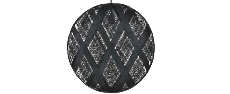 Suspension chanpen diamond noir o36cm forestier normal
