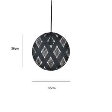 Chanpen diamond anon pairot suspension pendant light  forestier 20207  design signed 32205 thumb