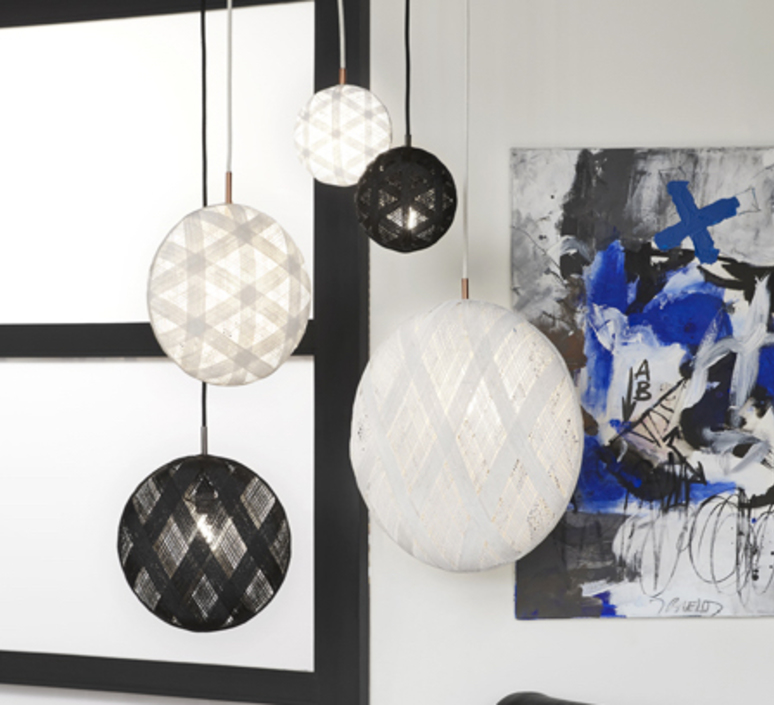 Chanpen hexagonal l  suspension pendant light  forestier 20258  design signed 53962 product