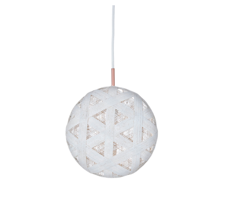 Chanpen hexagonal l  suspension pendant light  forestier 20258  design signed 53963 product