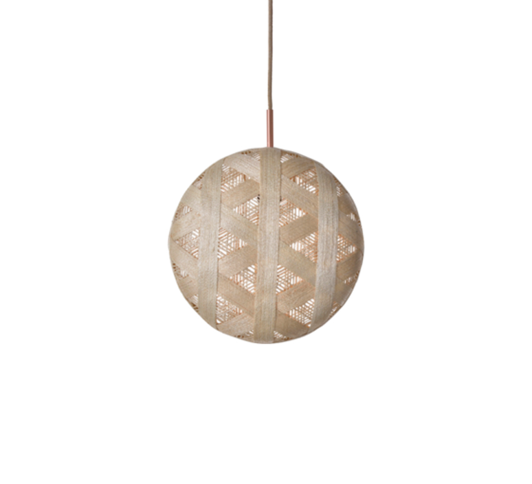 Chanpen hexagonal l  suspension pendant light  forestier 20260  design signed 53976 product