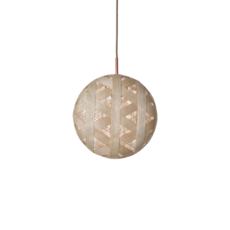 Chanpen hexagonal l  suspension pendant light  forestier 20260  design signed 53976 thumb