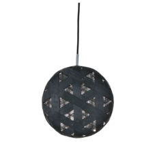 Chanpen hexagonal l  suspension pendant light  forestier 20259  design signed 53947 thumb