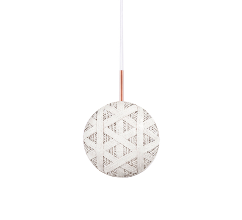 Chanpen hexagonal m  suspension pendant light  forestier 20255  design signed 53965 product