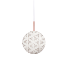 Chanpen hexagonal m  suspension pendant light  forestier 20255  design signed 53965 thumb