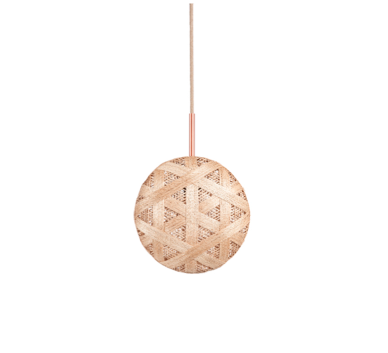 Chanpen hexagonal m  suspension pendant light  forestier 20257  design signed 53978 product