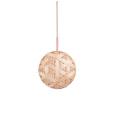 Chanpen hexagonal m  suspension pendant light  forestier 20257  design signed 53978 thumb