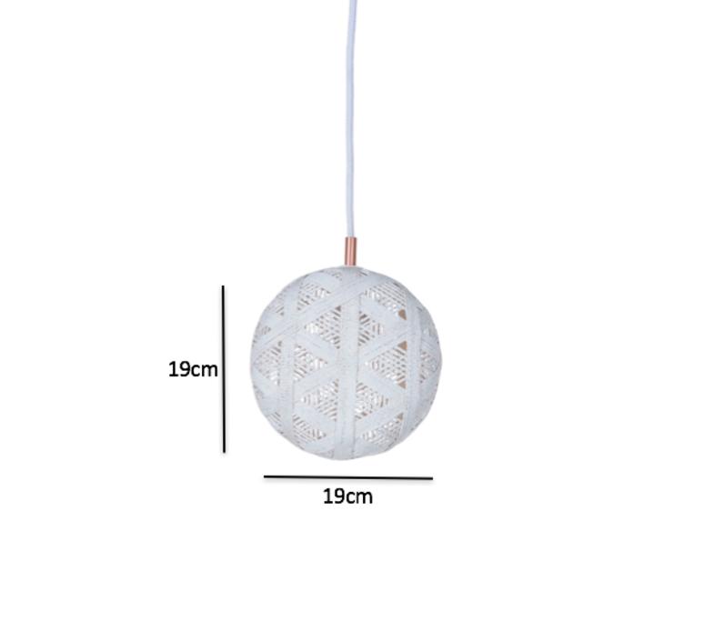 Chanpen hexagonal s  suspension pendant light  forestier 20252  design signed 53969 product