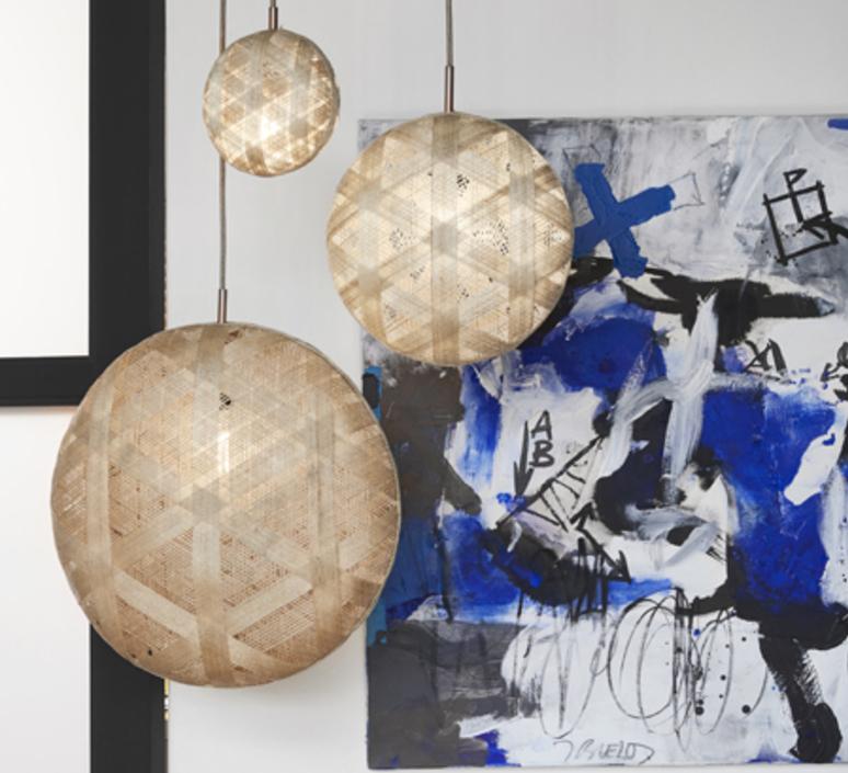 Chanpen hexagonal s  suspension pendant light  forestier 20254  design signed 53980 product