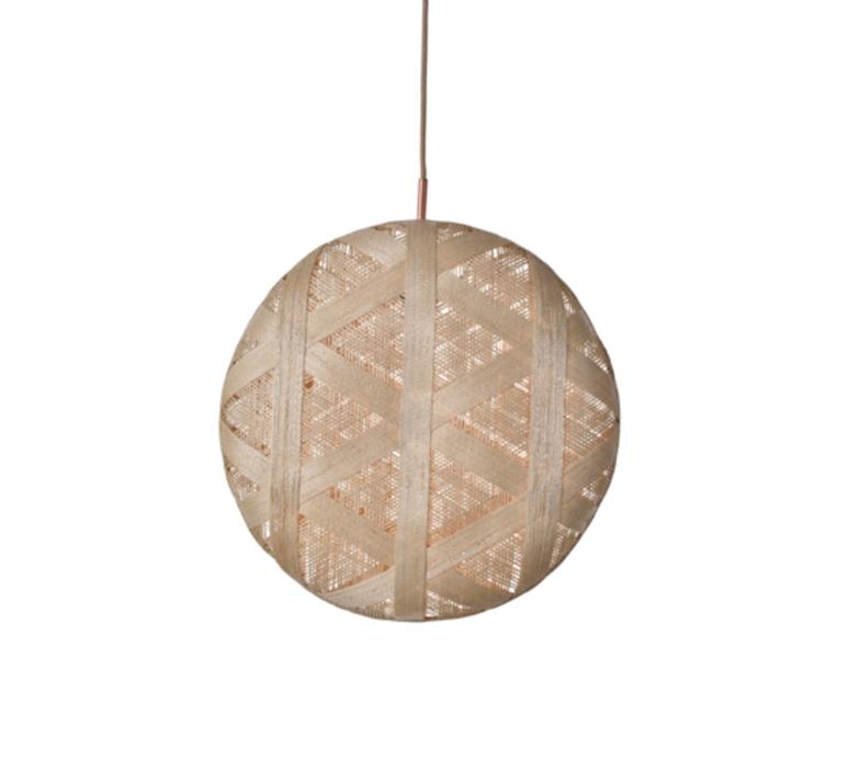 Chanpen hexagonal xl  suspension pendant light  forestier 20263  design signed 53973 product