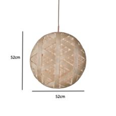 Chanpen hexagonal xl  suspension pendant light  forestier 20263  design signed 53974 thumb