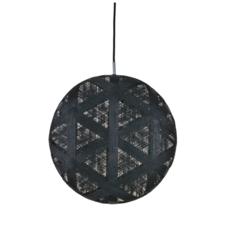 Chanpen hexagonal xl  suspension pendant light  forestier 20262  design signed 53945 thumb