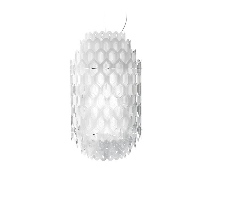 Chantal doriana massimiliano fuksas slamp chn88sos0001w 000 luminaire lighting design signed 18034 product