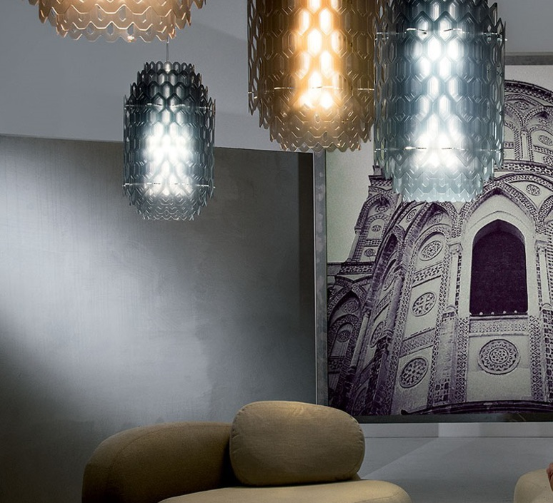 Chantal doriana massimiliano fuksas slamp chn88sos0001b 000 luminaire lighting design signed 18041 product