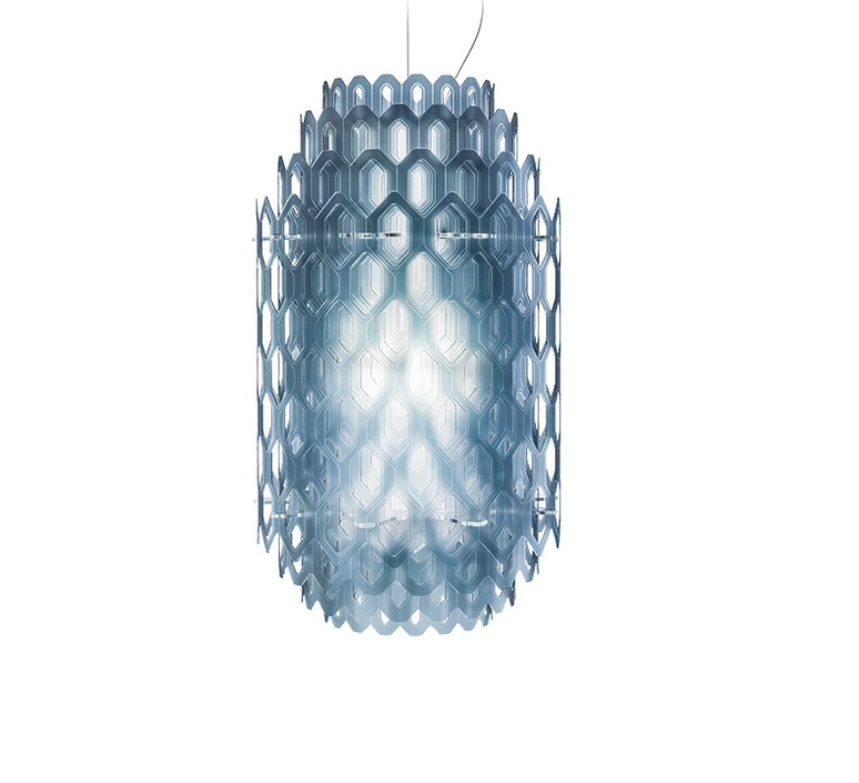 Chantal doriana massimiliano fuksas slamp chn88sos0001b 000 luminaire lighting design signed 18043 product