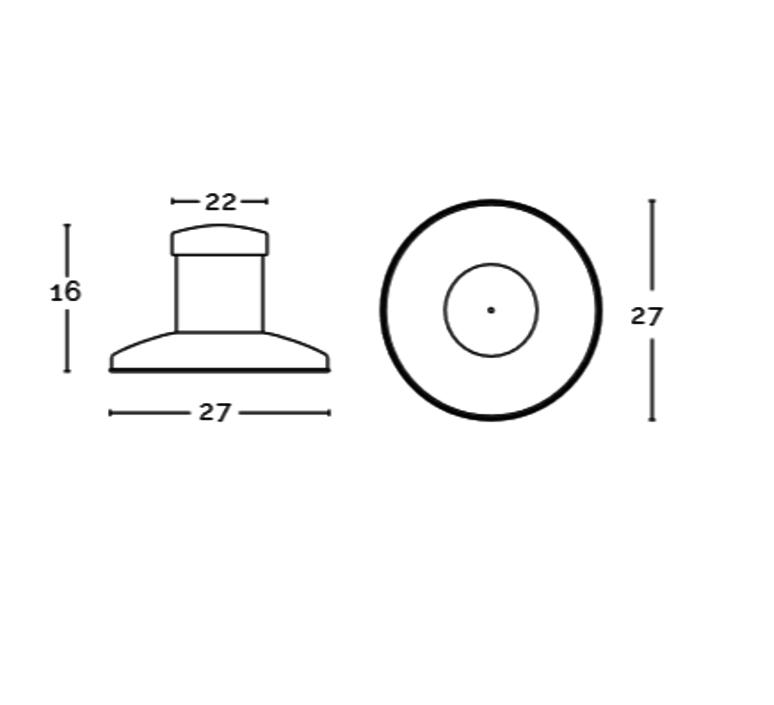 Chapeau enrico azzimonti zava chapeau suspension outside black 9005 without grid inside white 9010 luminaire lighting design signed 17565 product