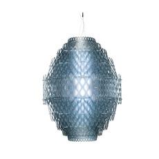 Charlotte  suspension pendant light  slamp chr88sos0004b 000  design signed 51991 thumb
