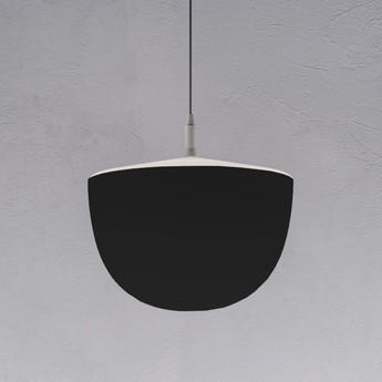 Suspension cheshire noir o35cm fontanaarte normal