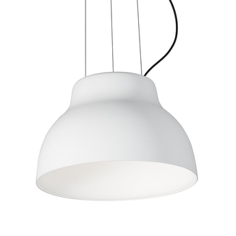 Suspension cicala blanc o42cm martinelli luce normal