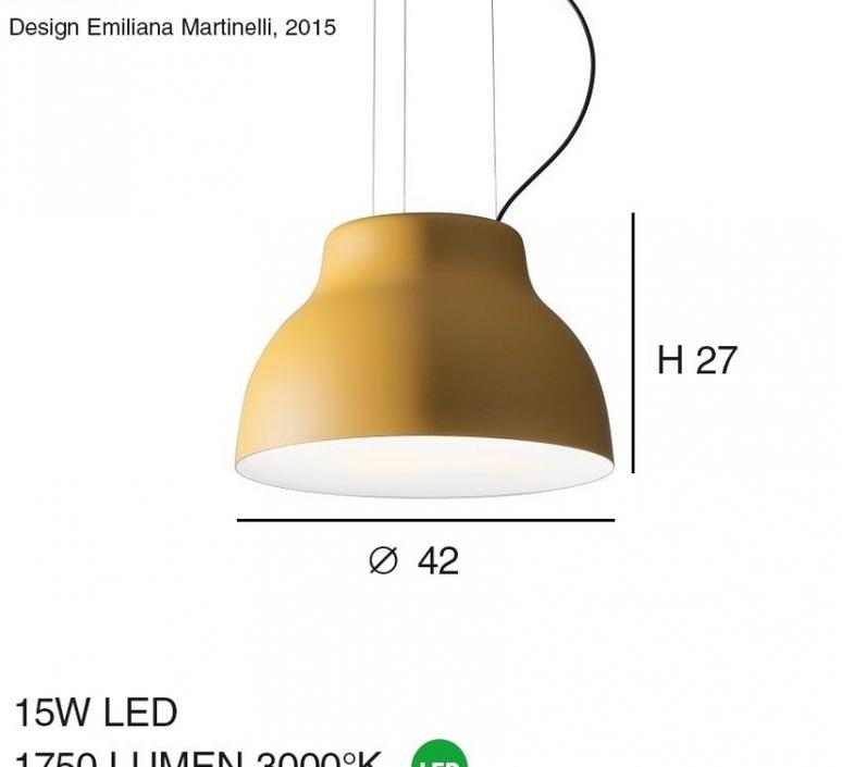 Cicala emiliana martinelli martinelli luce 2091 gi luminaire lighting design signed 23815 product
