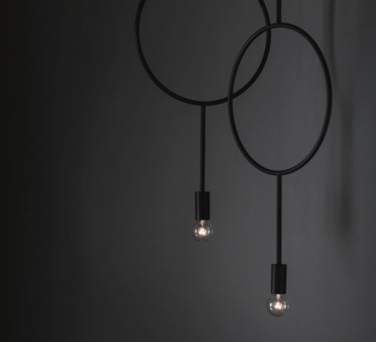 Circle hannakaisa pekkala suspension pendant light  northern lighting 666  design signed 31950 product