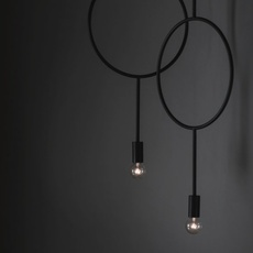 Circle hannakaisa pekkala suspension pendant light  northern lighting 666  design signed 31950 thumb