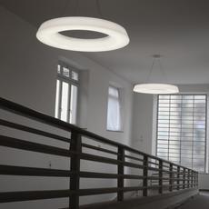 Circular pol  martinelli luce 2057 dim l 1 bi luminaire lighting design signed 32392 thumb