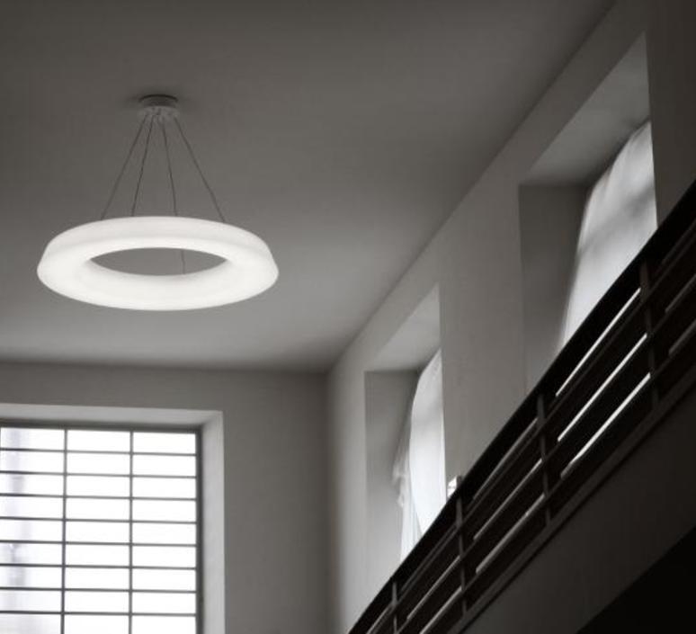 Circular pol  martinelli luce 2057 dim l 1 bi luminaire lighting design signed 32393 product